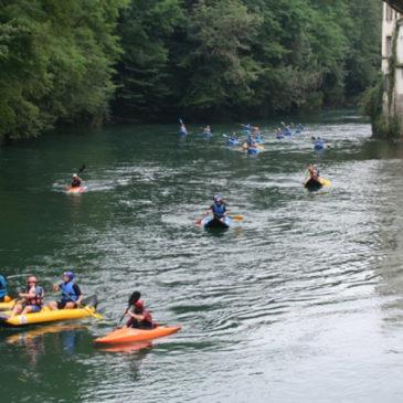 Séjour famille en Pyrénées : Rafting, Canyoning et bien d'autres activités…