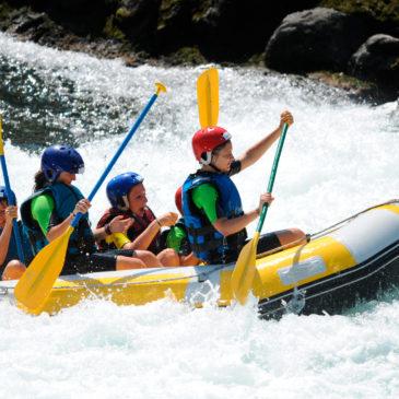 Scolaires, activités montagne et eaux vives