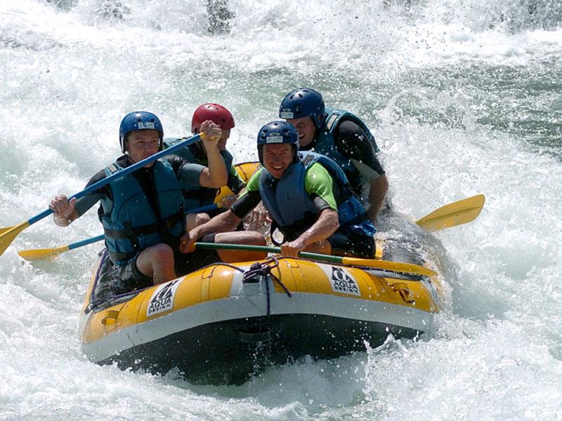 activites eau-vive mini raft